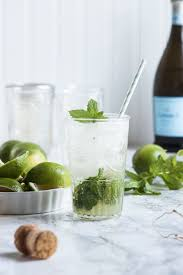 mojito recipe card summery champagne mojitos the sweetest occasion