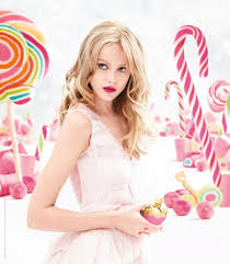 nina preteen model nina ricci les délices de nina new fragrances