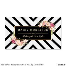 Makeup Business Cards Designs Best 25 Salon Business Cards Ideas On Pinterest Blow Hair Salon