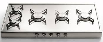Gas Stainless Steel Cooktop Stainless Steel Gas And Electric Cooktops