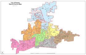 newark map city of newark ohio maps
