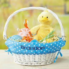 personalized easter basket liners personalized easter basket with liners current catalog