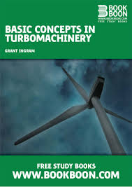 basic concepts of turbomachinery