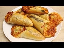 cuisine rapide et facile pizza babouche au poulet facile cuisinerapide