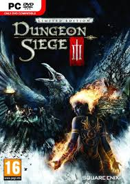 dungeon siege 3 dungeon siege 3 limited edition pc zavvi