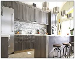 oak cabinet kitchen ideas gray stained oak cabinets formidable kitchen ideas grey best of home
