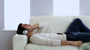 health balance sleep deprivation concept sleeping young woman on