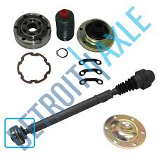 lexus gx470 cv joint new front drive shaft complete replacement cv joint kit for jeep