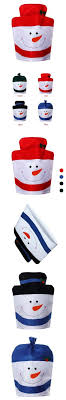 snowman chair covers mrs snowman chair covers set of 2 chair covers and snowman