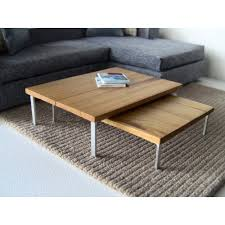 Nesting Coffee Tables Modern Dollhouse Furniture M112 Pods Nesting Coffee Tables By