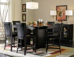 Best Dining Room Sets Black Pictures Home Ideas Design Cerpaus - Black dining room table