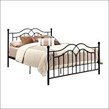bedroom magnificent iron bed queen antique metal bed frame twin