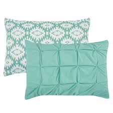 Aqua And White Comforter Aqua Comforter Set Wayfair