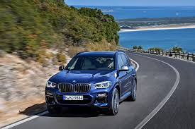 review 2018 bmw x3 is quicker and more comfortable than ever