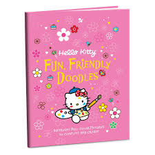 hello kitty writing paper coloring books for adults hallmark