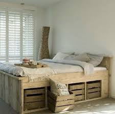 Build A Wood Bed Platform by Best 25 Diy Platform Bed Ideas On Pinterest Diy Platform Bed