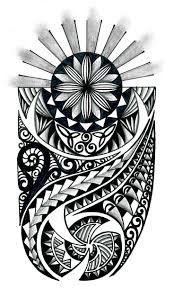 31 best hawaiian tribal tattoos images on pinterest design