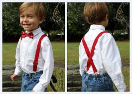 boys cotton suspenders you choose the print available in infant