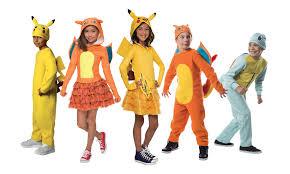 pokemon costumes for awesome children children dreams