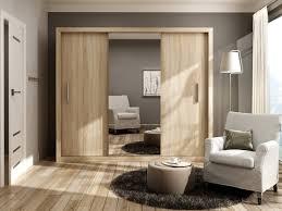 Schlafzimmer Schrank Amazon Kleiderschrank Idea Modernes Schwebetürenschrank Mit Spiegel