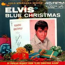 blue christmas song wikipedia