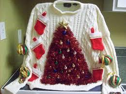 the top ten ugliest ugly christmas sweaters bridgette raes style