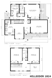 2 Story House Plans With Master On Main Floor Prefabricated Homes Prefab Houses Double S Homes Bc Canada