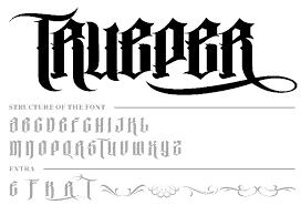 treefrog typefaces
