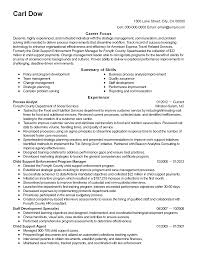 Manufacturing Resumes Resume Six Sigma Certification Lean Six Sigma Resume Examples