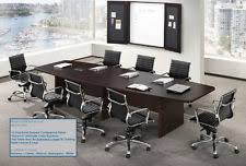 D Shaped Conference Table 12 Conference Table Ebay