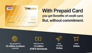 prepaid credit card online xmlgold introduces anonymous prepaid credit cards