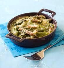 cuisiner asperges gratin d asperges à la cancoillotte les meilleures recettes de