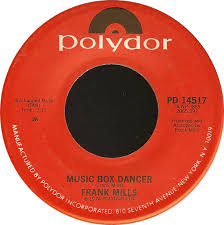box frank mills 45cat frank mills box dancer the poet and i polydor