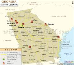 Alabama natural attractions images Maps update 960533 georgia tourist attractions map about jpg