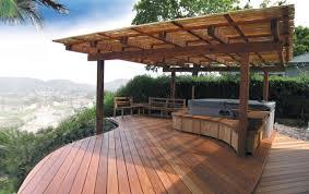 general water feature curved garden wall backyard designs