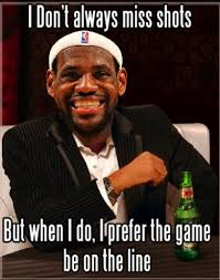 Lebron James Crying Meme - 18 lebron james memes in honor of miami heat s loss