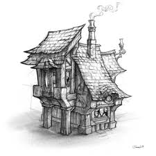 house design 2 games world of warcraft cataclysm art u0026 pictures house sketch 2