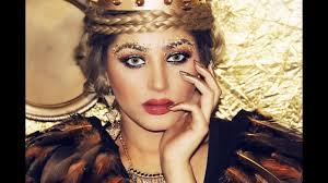 evil queen halloween the huntsman winter u0027s war evil queen ravenna makeup tutorial