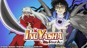 inuyasha watch inuyasha season 08 the final act english audio online
