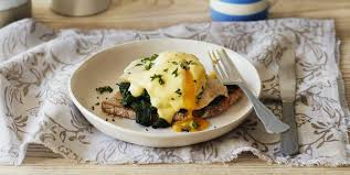 smoked haddock with poached egg and hollandaise sauce brunch recipe