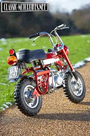 honda z50 monkey bike road test classic motorbikes