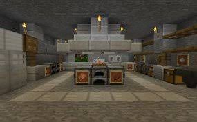 minecraft kitchen furniture 10 minecraft kitchen designs delightful mine craft