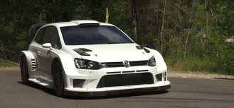 hear the 2017 volkswagen polo r wrc sing the song of its people