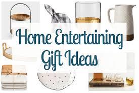 home entertaining gift ideas