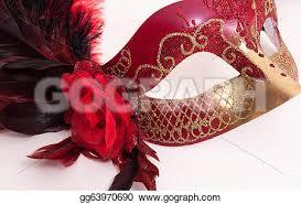 beautiful mardi gras masks drawings beautiful mardi gras mask stock illustration