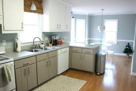 light blue kitchen ideas 2 color kitchen cabinet ideas blue cabinets cool light home