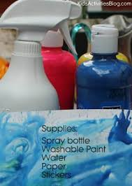 Spray Paint Supplies - paint craft silhouette art
