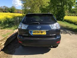 lexus rx 300 images used lexus rx 300 suv 3 0 limited edition 5dr in dorking surrey