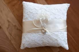 wedding kneeling pillows wedding ideas wedding ring pillow new set of ivory kneeling