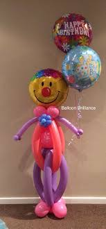 balloon delivery detroit 745 best globos images on balloon decorations balloon